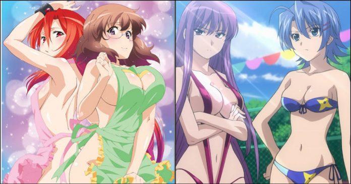 22 Anime Similar to Highschool DxD