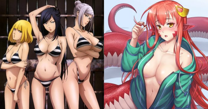 22 Best Sexy Anime that are Borderline Hentai
