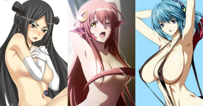 22 Sexiest Anime Demon Girls of All Time