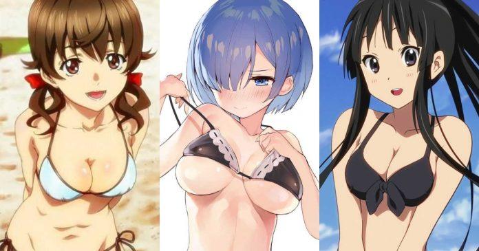 22 Sexiest Anime Kawaii Girls of All Time
