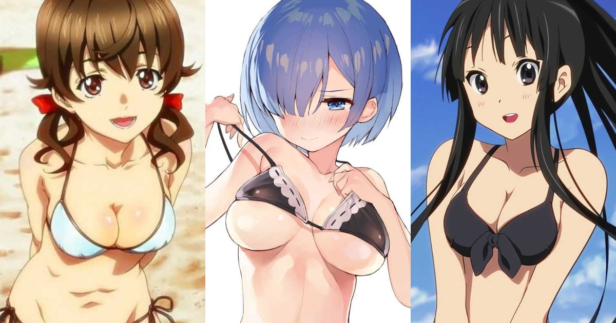 22 Sexiest Anime Kawaii Girls of All Time