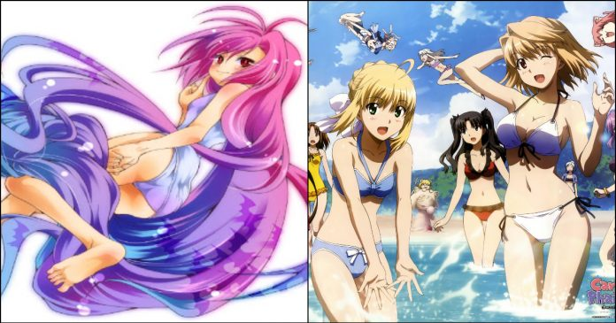 22 Sexiest Anime Vampire Girls of All Time