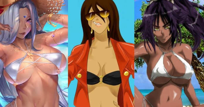 22 Sexiest Black Women In Anime Who Are Insanely Beautiful