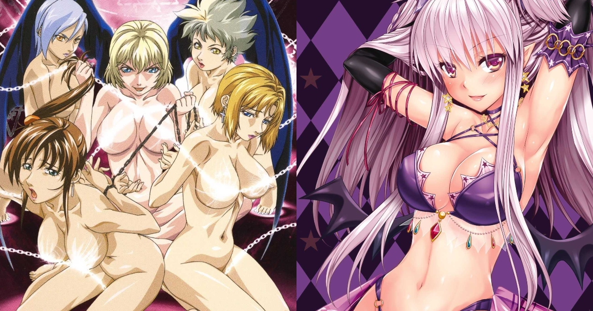 22 Sexiest Ghost Hentai Anime That Will Bring Out The Freak In You