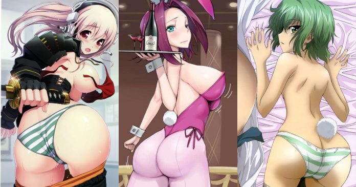25 Anime Girls Sexy Asses That Will Hypnotise You