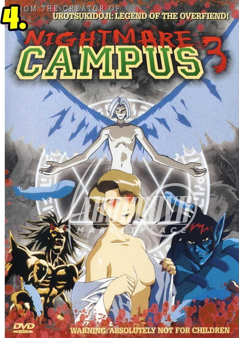 4 .Nightmare Campus