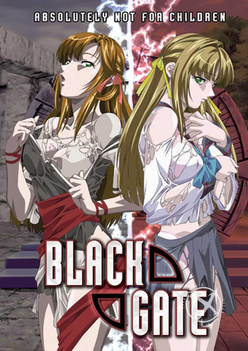 4. Black Gate Kanin no gakuen