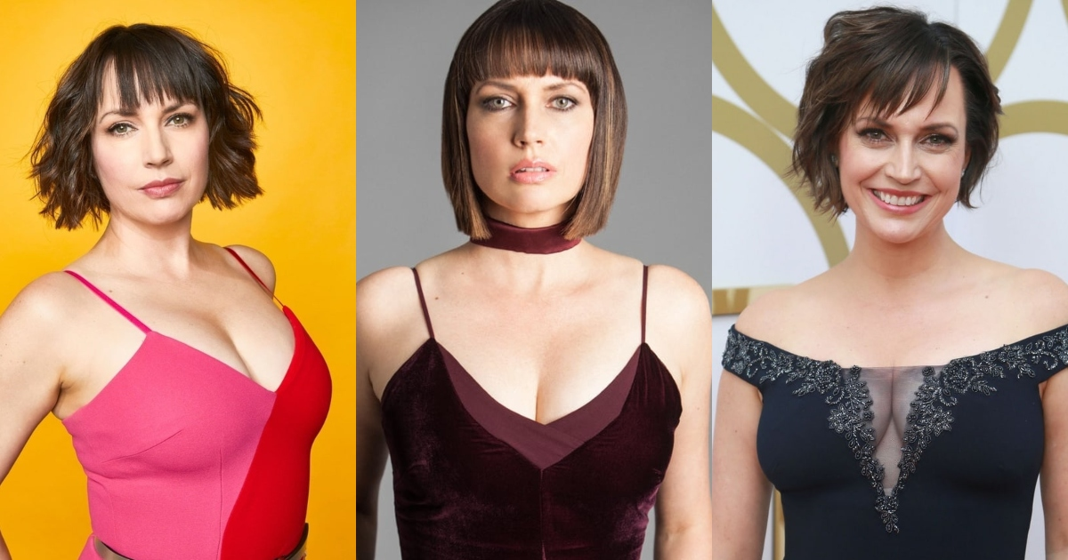 53 Julie Ann Emery Sexy Pictures Are Embodiment Of Hotness