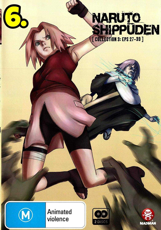 Naruto and Naruto Shippuden