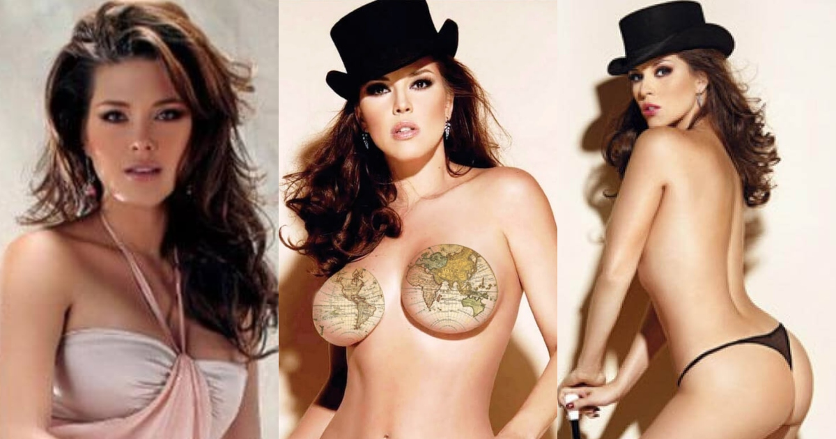 61 Alicia Machado Sexy Pictures Are Simply Excessively Enigmatic
