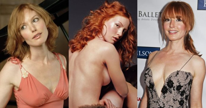 61 Alicia Witt Sexy Pictures Are Simply Excessively Damn Hot