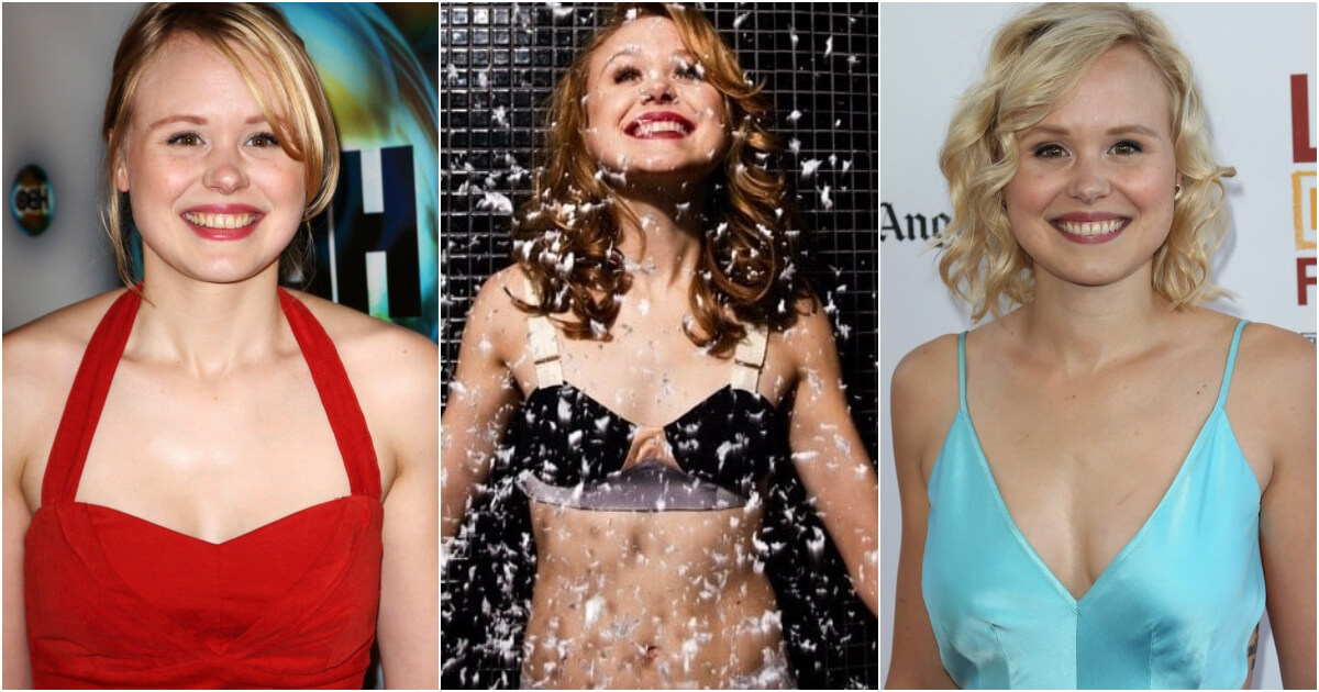 61 Alison Pill Sexy Pictures Are An Appeal For Her Fans