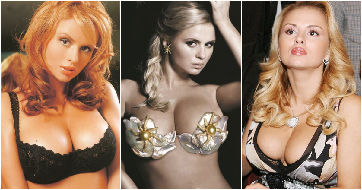 61 Anna Semenovich Sexy Pictures That Are Essentially Perfect