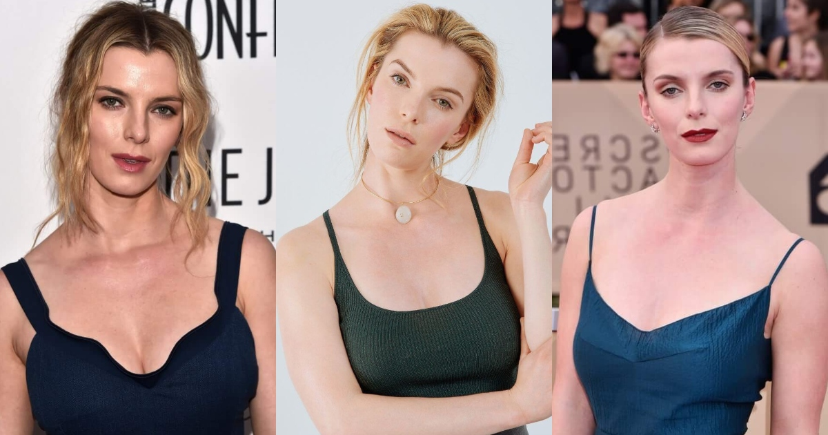 61 Betty Gilpin Sexy Pictures Are Windows Into Paradise