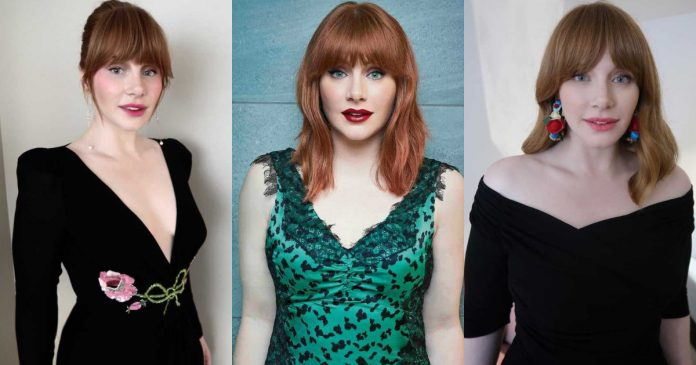 61 Bryce Dallas Howard Sexy Pictures Which Will Make You Slobber For Her