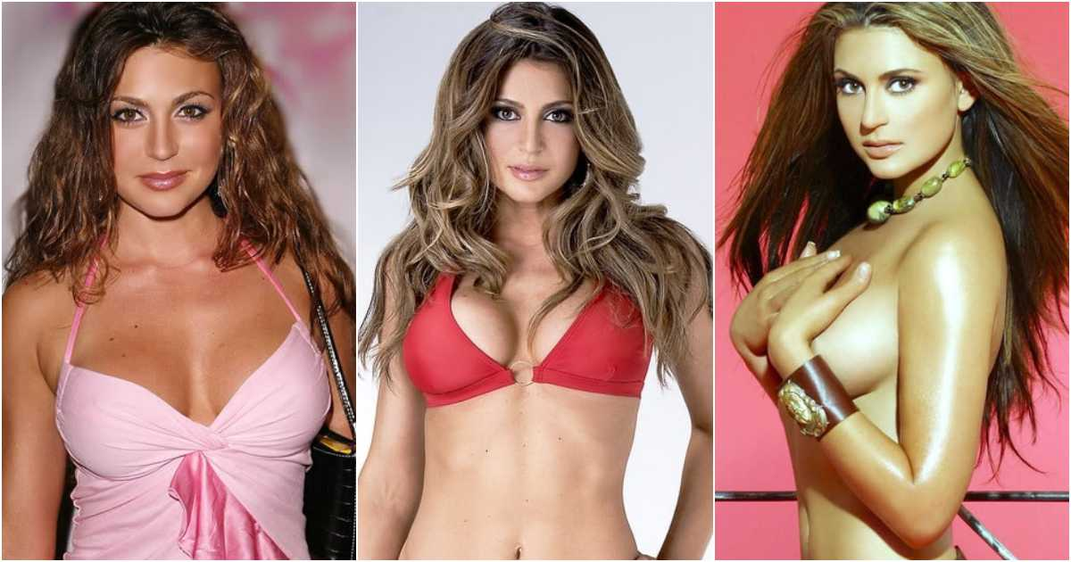 61 Cerina Vincent Sexy Pictures Will Leave You Gasping For Her
