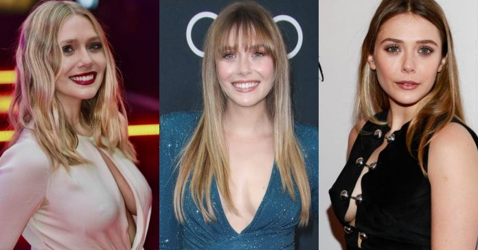 61 Elizabeth Olsen Sexy Pictures Which Will Make You Slobber For Her