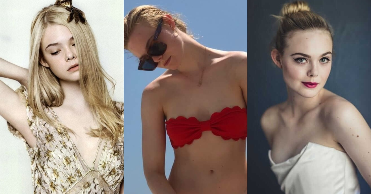 61 Elle Fanning Sexy Pictures That Are Basically Flawless