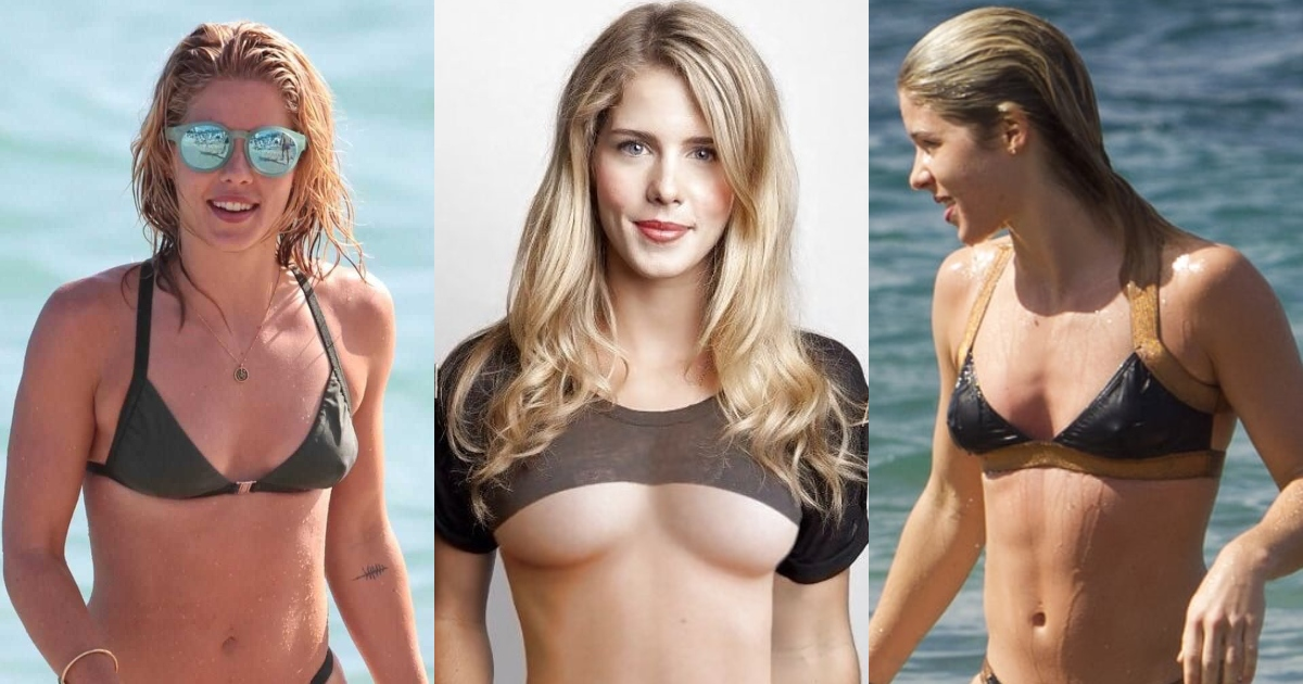 61 Emily Bett Rickards Sexy Pictures Are Simply Excessively Damn Delectable