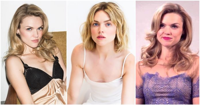 61 Erin Richards Sexy Pictures Which Are Inconceivably Beguiling