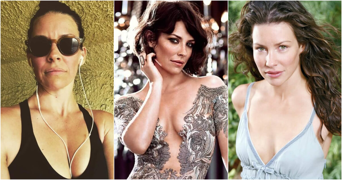 61 Evangeline Lilly Sexy Pictures Are Incredibly Excellent