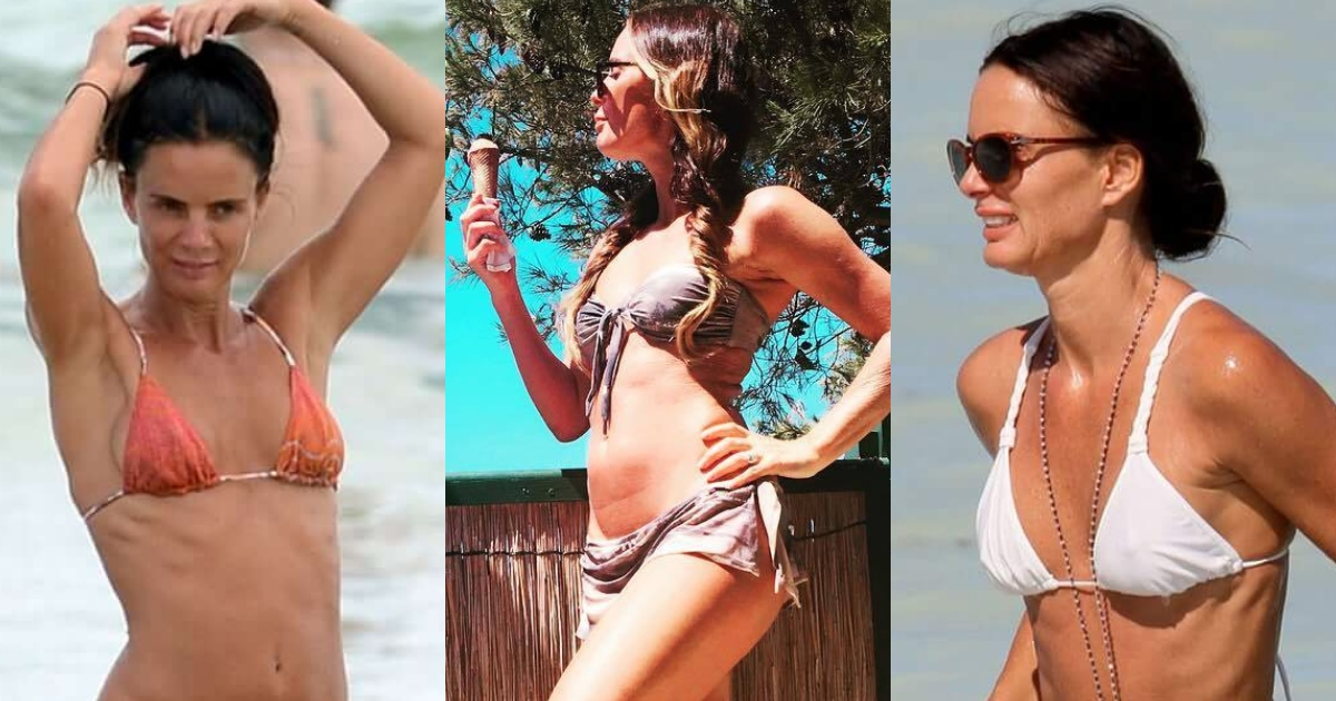 61 Gabrielle Anwar Sexy Pictures That Will Make Your Heart Pound For Her
