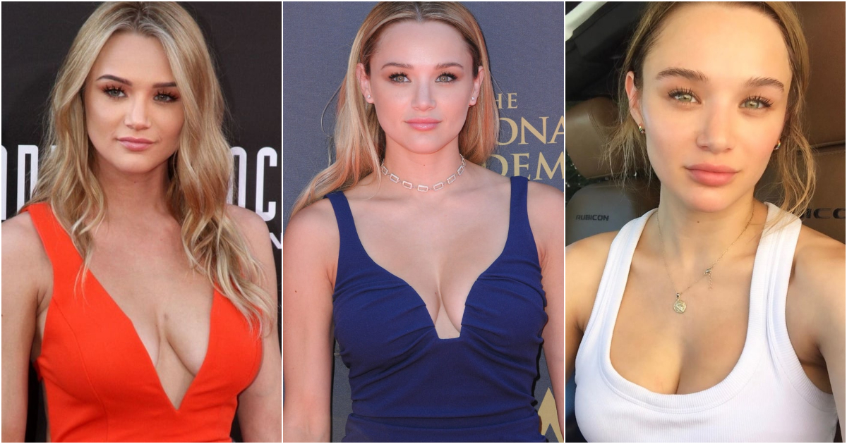 61 Hunter King Sexy Pictures Which Will Cause You To Surrender To Her Inexplicable Beauty