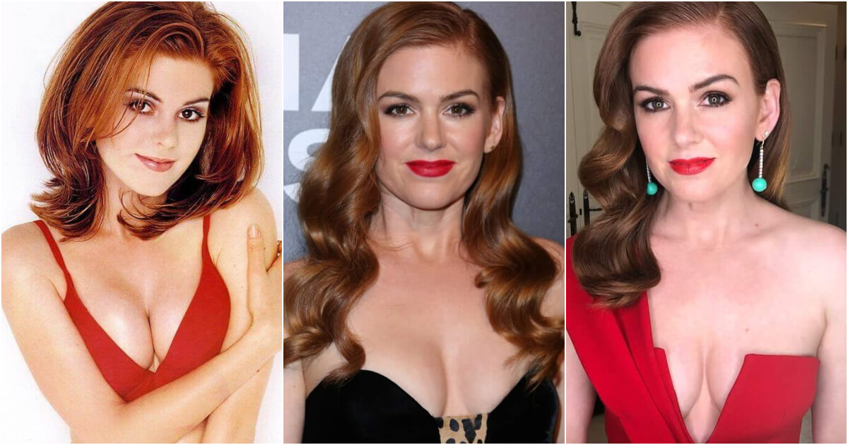61 Isla Fisher Sexy Pictures Are Really Epic