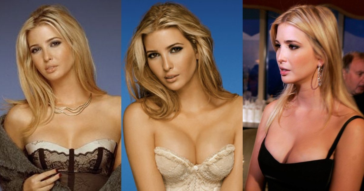 61 Ivanka Trump Sexy Pictures Which Will Leave You To Awe In