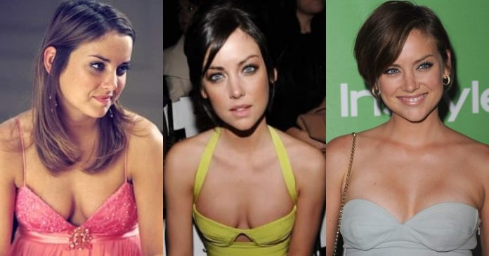 61 Jessica Stroup Sexy Pictures Demonstrate That She Has Most Sweltering Legs