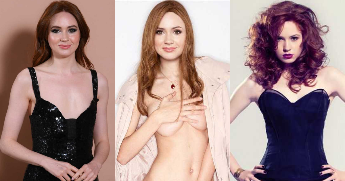 61 Karen Gillan Sexy Pictures Are A Genuine Exemplification Of Excellence