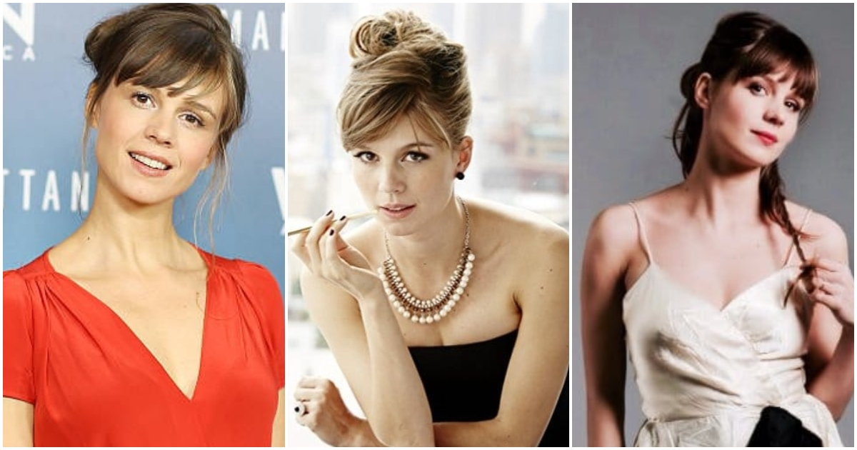 61 Katja Herbers Sexy Pictures Are Hot As Hellfire