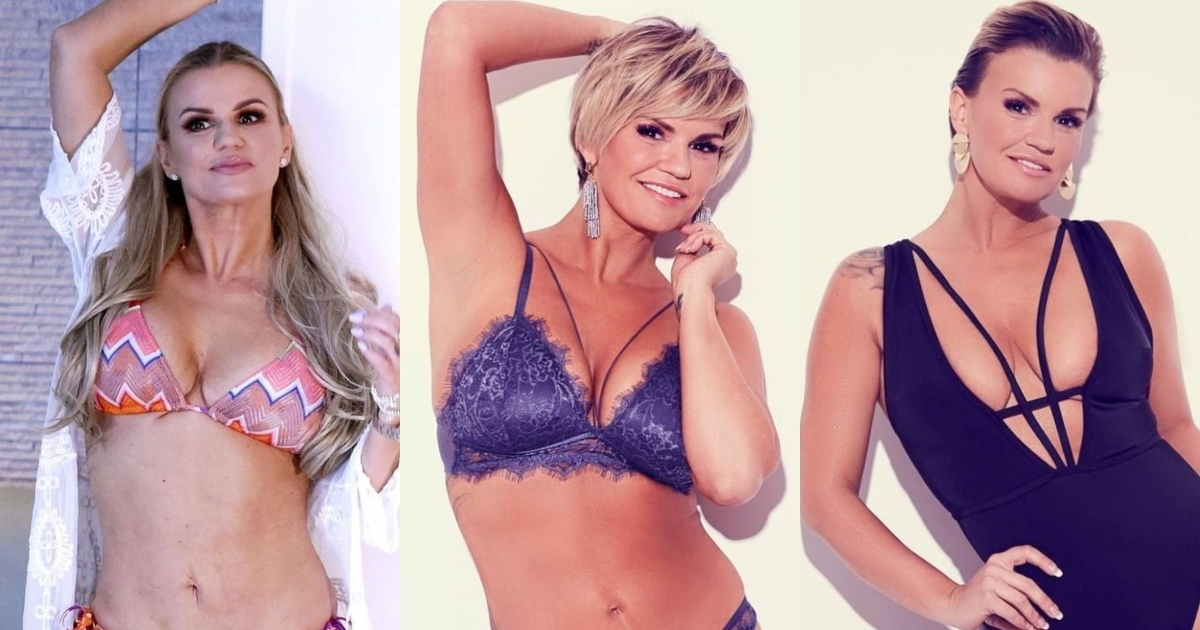 61 Kerry Katona Sexy Pictures Will Leave You Panting For Her
