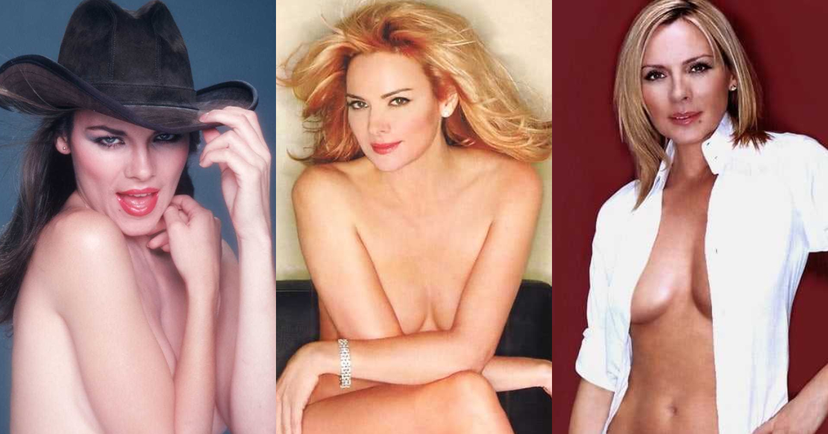 61 Kim Cattrall Sexy Pictures Which Will Make You Slobber For Her