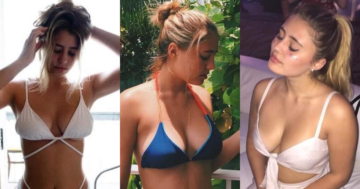 Johnson bikini marie lia March 2020