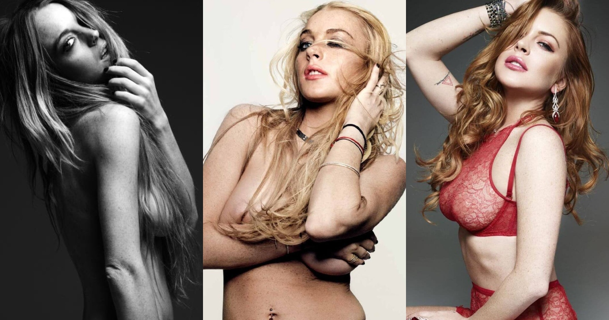 61 Lindsay Lohan Sexy Pictures Are Embodiment Of Hotness