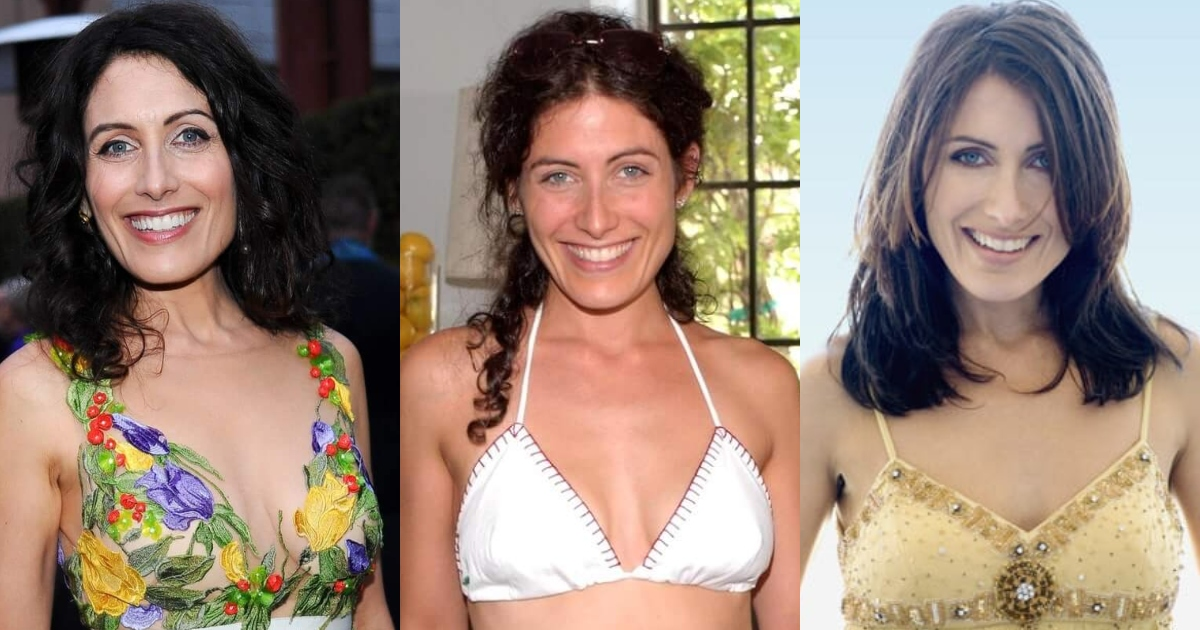 61 Lisa Edelstein Sexy Pictures Are Paradise On Earth