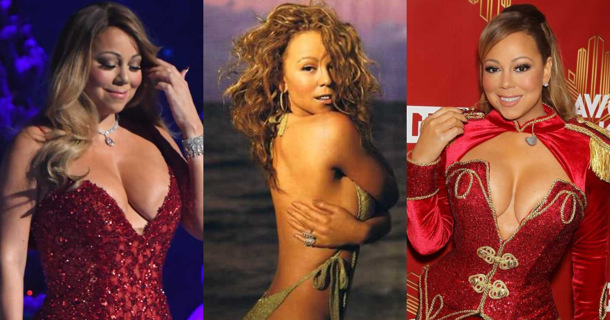 61 Mariah Carey Sexy Pictures That Are Basically Flawless Geeks On Coffee
