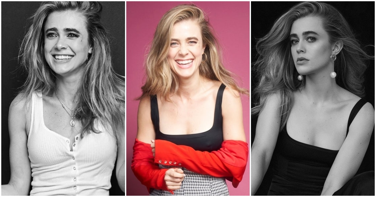 61 Melissa Roxburgh Sexy Pictures Demonstrate That She Is A Gifted Individual