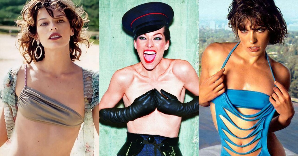 61 Mila Jovovich Sexy Pictures Are Truly Astonishing
