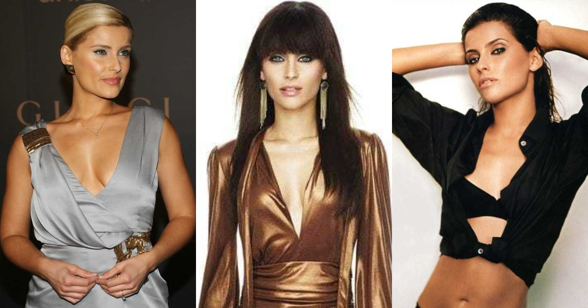 61 Nelly Kim Furtado Sexy Pictures Which Will Make You Swelter All Over