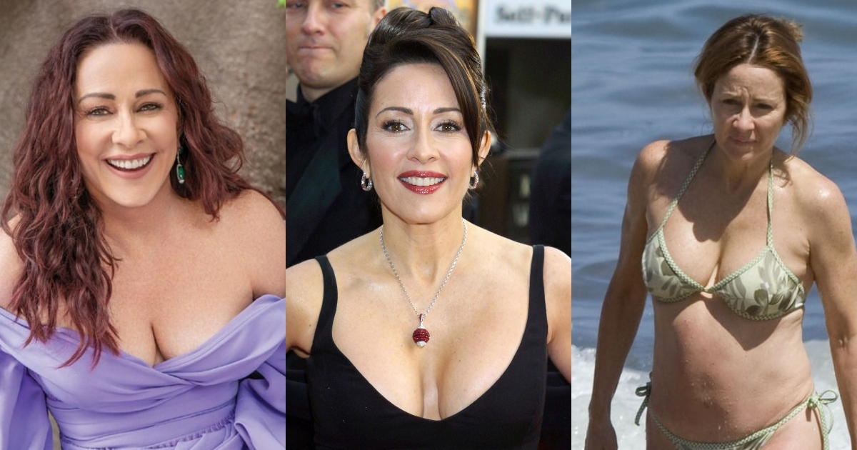 61 Patricia Heaton Sexy Pictures Which Make Certain To Grab Your Eye