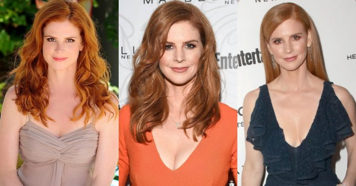 61 Sarah Rafferty Sexy Pictures Will Cause You To Lose Your Psyche
