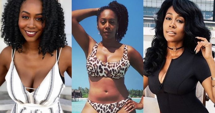 61 Simone Missick Sexy Pictures Which Demonstrate She Is The Hottest Lady On Earth