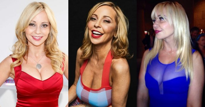61 Tara Strong Sexy Pictures Are An Appeal For Her Fans