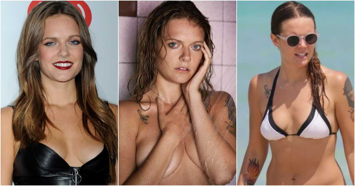 61 Tove Lo Sexy Pictures Exhibit Her As A Skilled Performer