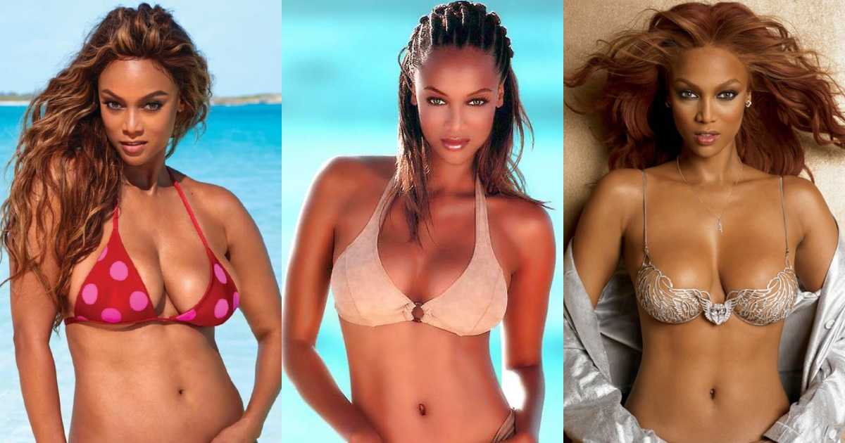 61 Tyra Banks Sexy Pictures Which Demonstrate She Is The Hottest Lady On Earth