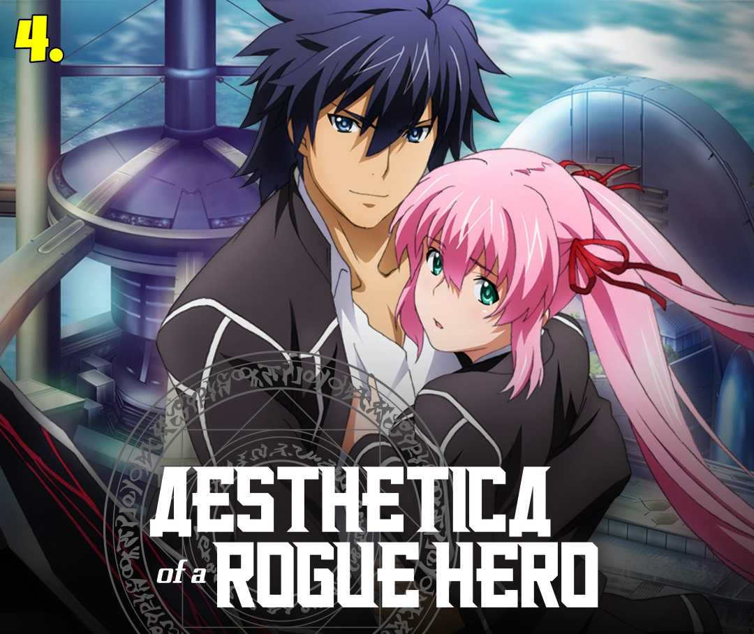 Aesthetica of a Rogue Hero