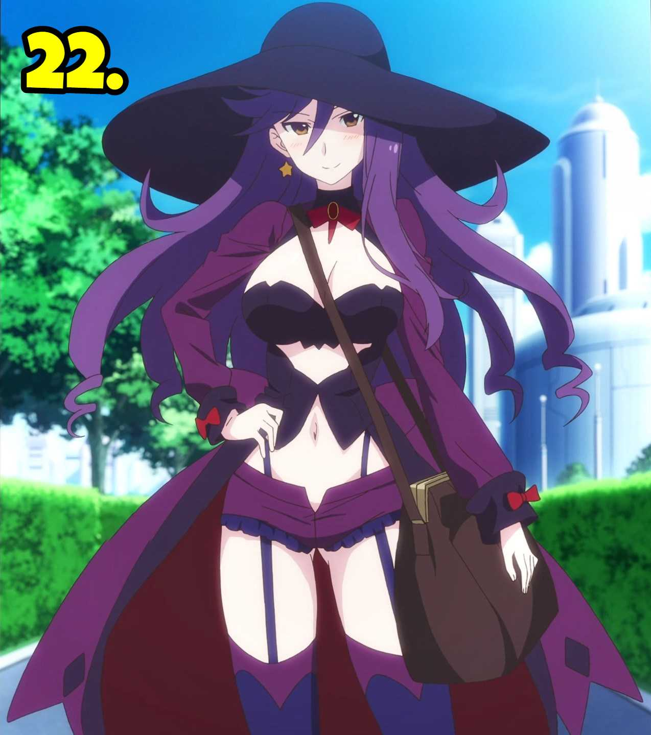8 Sexiest Anime Vampire Girls of All Time - GEEKS ON COFFEE