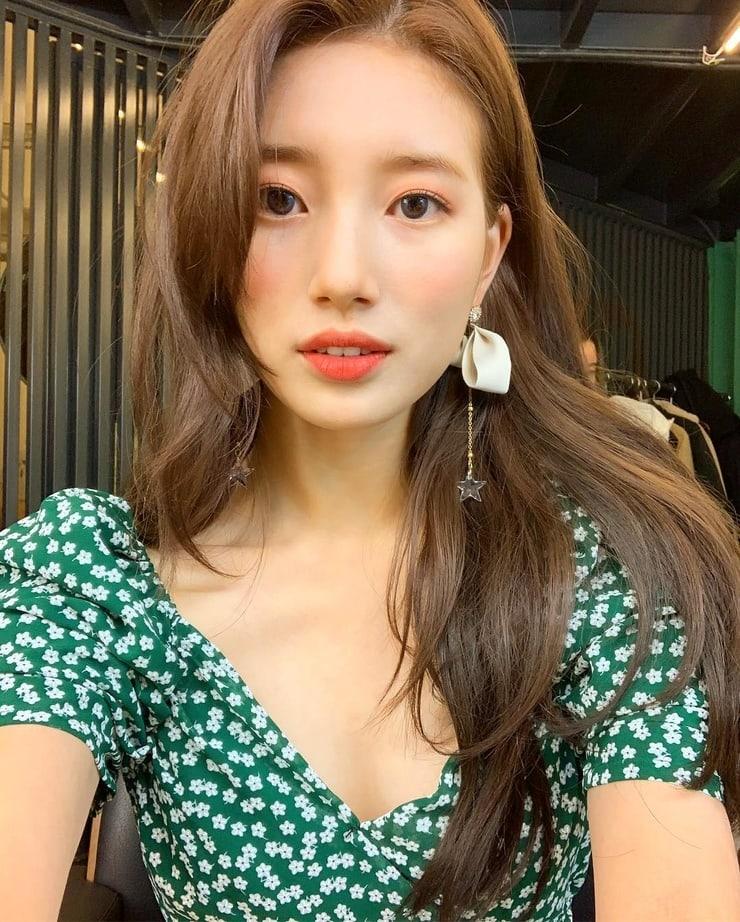 Bae Suzy hairs